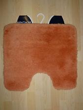 Tapis de bain Milano Orange 50X55CM WC Tapis