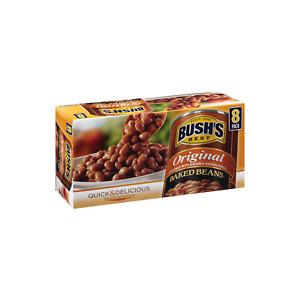 Bush's Original Baked Beans (16.5 oz, 8 ct.) fresh