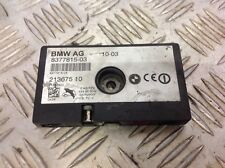 BMW E46 TOURING AMPLIFIER WINDOW ANTENNA REJECTOR CIRCUIT 8377815