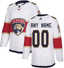 Florida Panthers CUSTOM Jersey +700 SOLD - Adult Small to Adult 3XL - 4 Styles