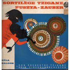 Bela Balogh & Son Orchestre Tzigane Lp Vinile Sortilege Tzigane Nuovo