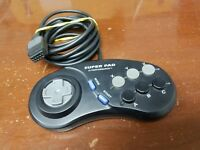 Performance Super Pad 6 Button Sega Genesis Turbo Controller, Cleaned, Tested