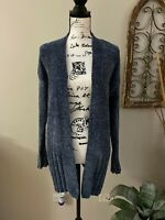 A New Day Blue Women's Cardigan Size X-Small
