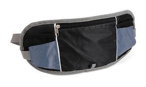 Gürteltasche Bauchtasche Hüfttasche Brusttasche Slimline Flach Sicherheit Bag SG