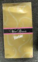 Mattel 16873 Winter Rhapsody Barbie Doll Brunette AVON Exclusive