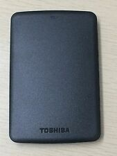 "1TB Portable External Hard Disk Drive USB3.0  2.5"" Toshiba Canvio Basics Black"