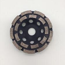 Diamant - Topfschleifer 2-reihig Beton/Estrich für abrasive Materialien 115 mm
