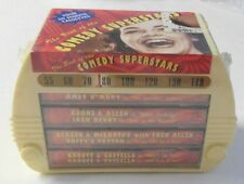 The Best of The Comedy Superstars Radio Shows Cassette Tape Set 44553