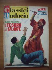 CLASSICI DELL'AUDACIA N. 56 - IL TESORO DELL' ATLANTE - MONDADORI
