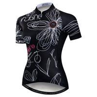 Women's Cycling Jersey Clothing Bicycle Sportswear Short Sleeve Bike Shirt  F55