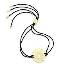 Daisy Chakra Armband Sakral Chakra Bracelet Yoga Schmuck 925verg. 2002