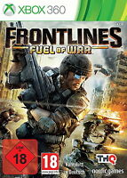 Frontlines: Fuel of War (Microsoft Xbox 360, 2008, DVD-Box)  OVP