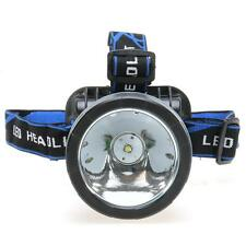 CREE XML T6 LED Headlight Headlamp Light Torch 800LM + Charger + 18650 Battery