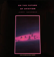 LP JERRY GOODMAN - ON THE FUTURE OF AVIATION * PRIVATE MUSIC 1985 USA OIS * TOP