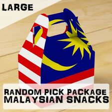Random Pick Package Malaysian Snack Local Food Selections [LARGE]