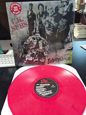 U.K. SUBS - SUBVERSIONS LP Boston Babies 1969 Bomber Kick Out the Jams Punk Rock