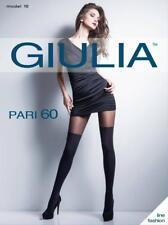 Giulia Pari 60 Pantyhose Tights Black