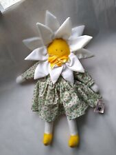 """Vintage Doll by Ozark Mountain Crafts signed """"Char '94"""" Handcrafted"""