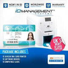 Javelin CARD lato singolo DNA STAMPANTE * Navi in tutto il mondo * 5000+ venduti