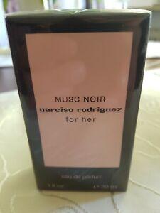 Narciso Rodriguez for Her Musc Noir Eau De Parfum 30 ML EDP *NEU/OVP*