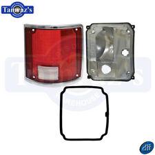 73-87 Chevy Pickup Truck Tail Light Lamp Lens Assembly RH W/ Trim LP80 New