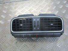 2009-14 VW POLO 6R 5DR CENTER DASHBOARD AIR VENT 6R0819728