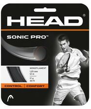 3 sets of Head Sonic Pro 17 Tennis String