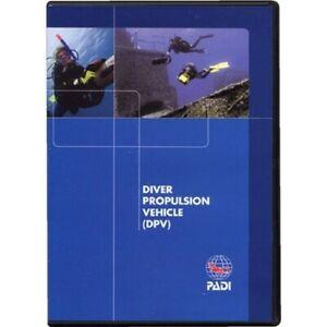 PADI DIVER PROPULSION VEHICLE (DPV) SPECIALITY DVD