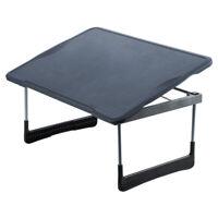 Portable Laptop Riser Holder Stand Bed Adjustable Height Folding Foldable Sofa