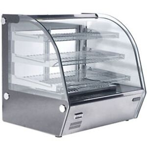Birko Commercial 120L Hot Food Showcase 1040061 Brand New!
