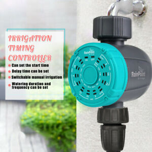 Garden Irrigation Timer Automatic Watering Hose Water Controller