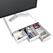 """Mind Reader """"PESCE persico"""" PC LAPTOP COMPUTER IMAC supporto monitor e Organizer Scrivania"""
