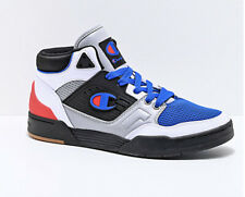Champion 3 On 3 SP Block Shoes - NEW Size 11 White / Multi - #30797-WL-2673