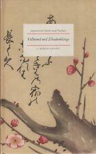 Vollmond und Zikadenklänge - Japanische Verse und Farben (illustriert)   1955