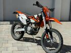 Picture Of A 2018 KTM EXC-F