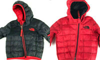 The North Face Thermoball Jacket Baby Boy 3-6 Months Mos Reversible Puffer bb