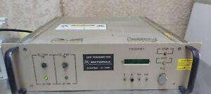 Motorola UHF Transmitter 01-P37760N 225-400 Mhz  Make Offers!
