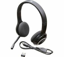 Logitech H600 Wireless PC Headset Headband Range Up To 10m USB receiver