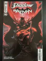 ⭐️ The SHADOW / BATMAN #3d (2017 DYNAMITE DC Comics) ~ VF/NM Book
