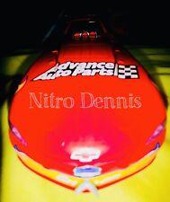 NHRA CRUZ PEDREGON 1:24 Diecast NITRO Funny Car TOP FUEL Advanced Auto DRAG RACE