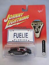 Johnny Lightning  1957 Corvette Hardtop  #3  NOC  1:64 Scale (215M)