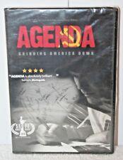 Agenda Grinding America Down 2010 DVD NTSC Saicff Jubilee Winner