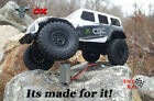 Ox 050 Brushed Axial 1/24 scale BOLT IN Motor Upgrade Free Ship!!