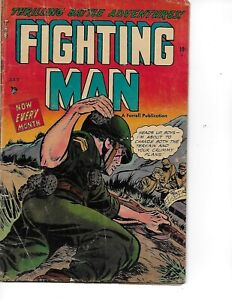 Fighting Man  #8