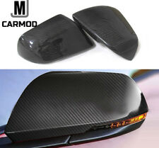 Fit For Ford Mustang 2015-2017 WITH LED Signal Carbon Fiber Side Mirror Covers