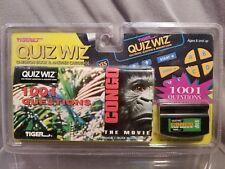Quiz Wiz Questing Book & Answer Cartridge #46 Tiger Electronic Game Congo