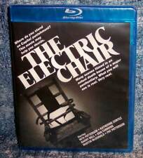 NEW RARE OOP CODE RED PAT PATTERSON THE ELECTRIC CHAIR CULT MOVIE BLU RAY 1975