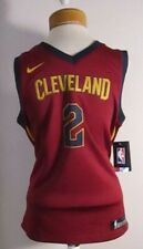 ce4c9344774f Nike Kyrie Irving Cleveland Cavaliers Youth Swingman Jersey M Maroon