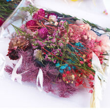 DIY 1PC Real Dried Flower Dry Plants For Aromatherapy Candle Epoxy Resin Pendant