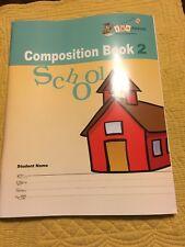 Composition Book 2, School (Fundations, Wilson Lea